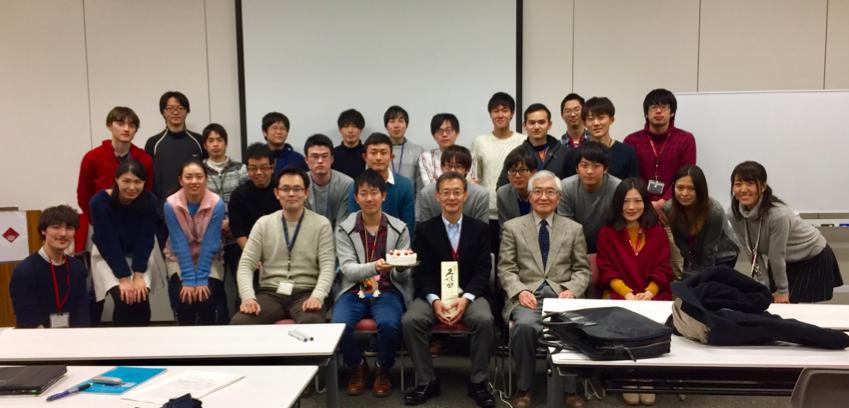 Takeoka lab.   News